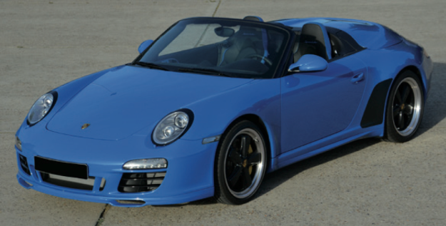 2011 porsche speedster 997 LiMited edition # 60 €210-250k
