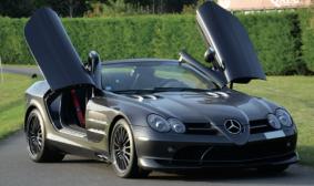 2009 Mercedes-benZ Mc Laren sLr 722 s €450-510k