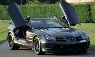 2009 Mercedes-benZ Mc Laren sLr 722 s €450-510k