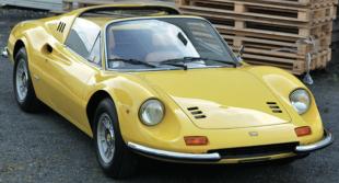 1974 dino 246 Gts €315-345k