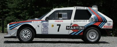 1985 Lancia deLta s4 €650-750k