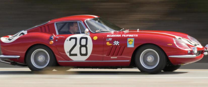 Ferrari 275 GTB Competizione. Bonhams, Scottsdale January 2015. Save thedate…