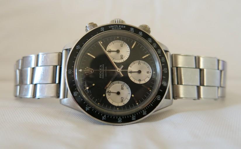 Rolex Daytona Ref. 6240, '60s. Foreveryoung…