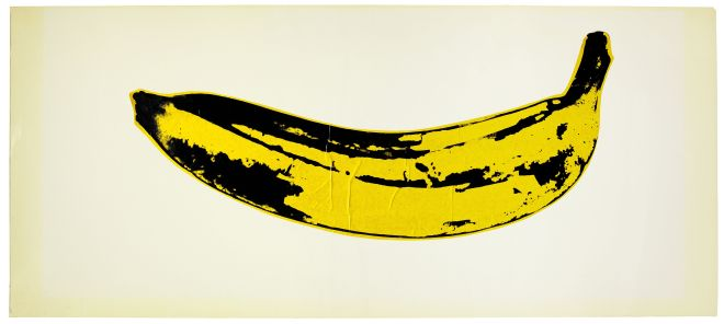 137 Warhol banana