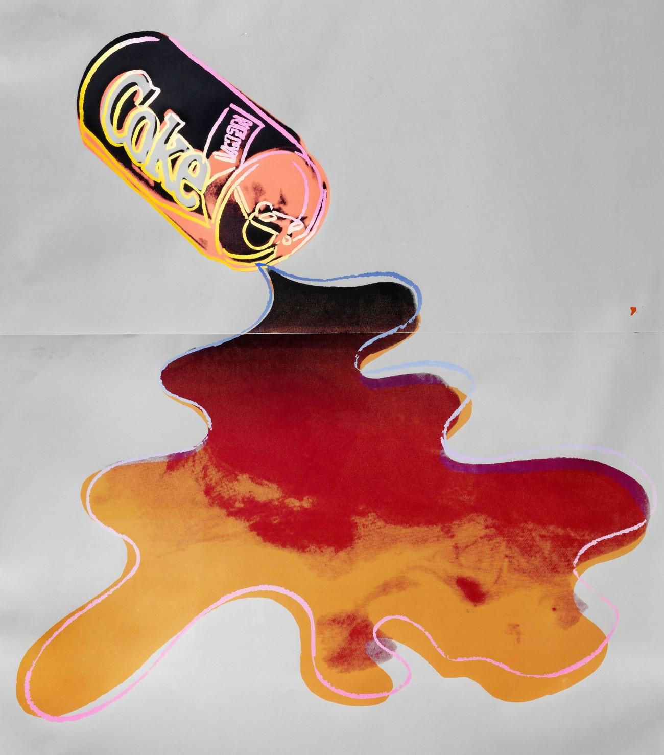139 Andy Warhol (American, 1928-1987) New Coke Screenprint in colours £15,000-20,000
