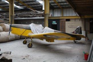 1939 Miles M14A Hawk Trainer III (Magister) - 10