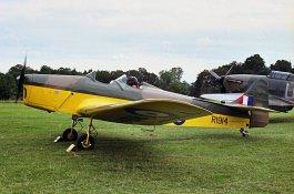 1939 Miles M14A Hawk Trainer III (Magister) - 5