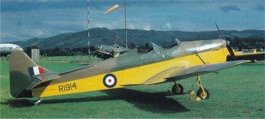 1939 Miles M14A Hawk Trainer III (Magister) - 7