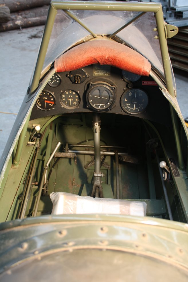 1939 Miles M14A Hawk Trainer III (Magister) - 8