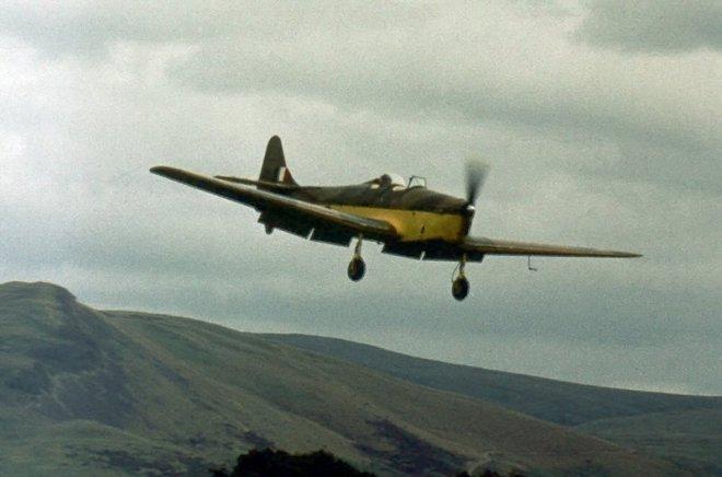1939 Miles M14A Hawk Trainer III (Magister) - copyright Peter Nicholson -  6