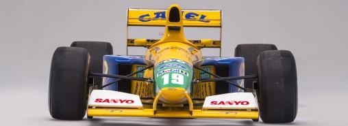 Benetton B191B - 4