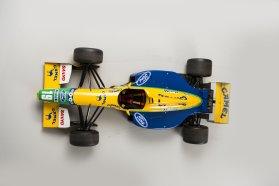 Benetton B191B - 6