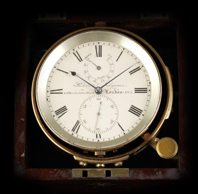 Darwin chronometer