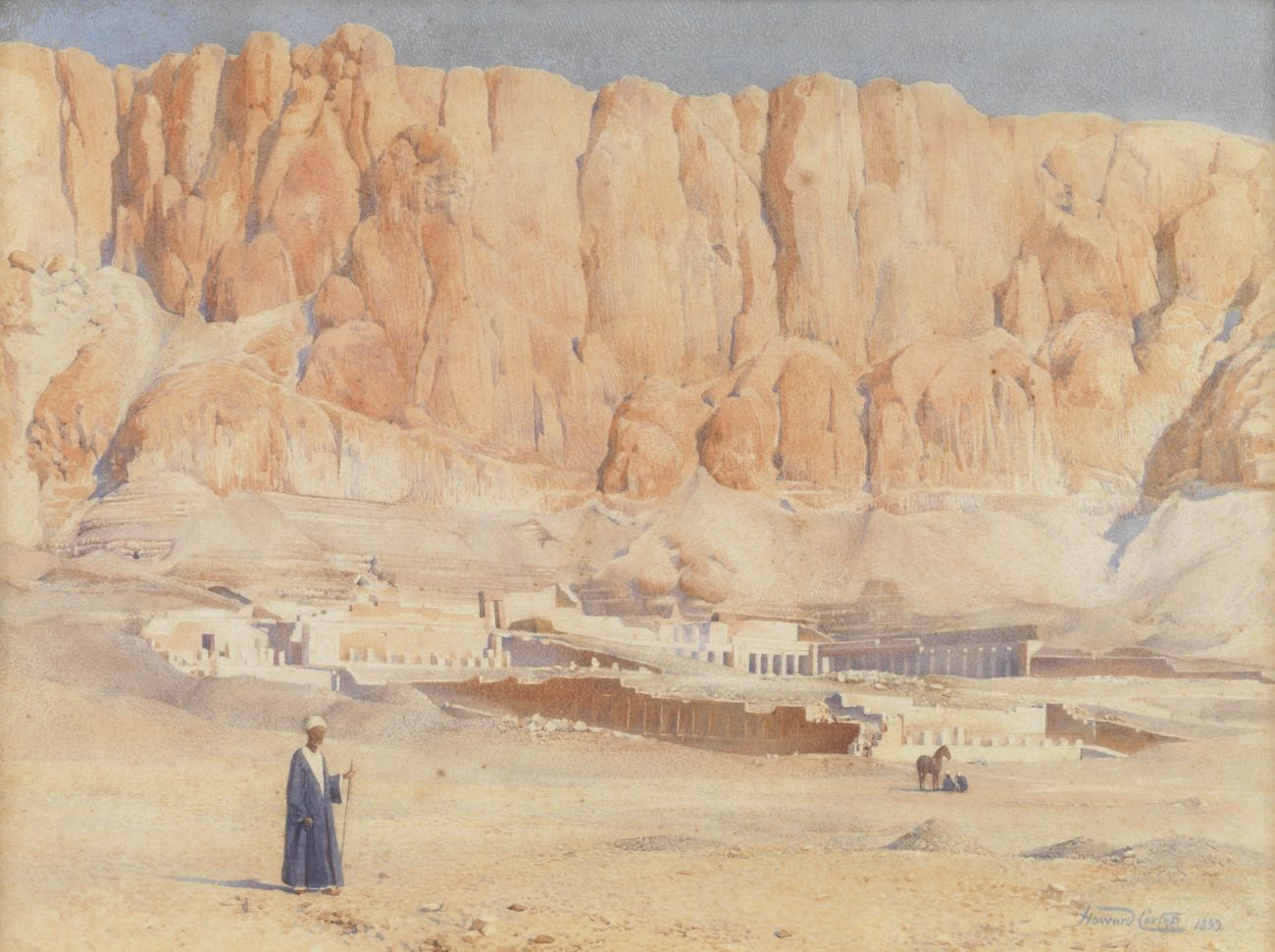 Howard Carter The Temple of Hatshepsut