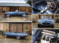"1964 Jaguar E-Type ""series1"" 3.8 Litre roadster"