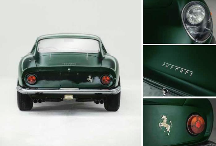 "1965 Ferrari 275 GTB ""Long-nose alloy"" berlinetta by scaglietti"