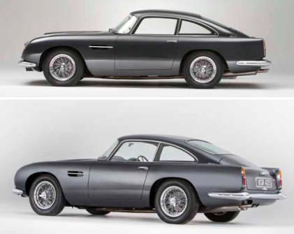 1963 Aston MArtin 4.7 Litre DB4 Vantage