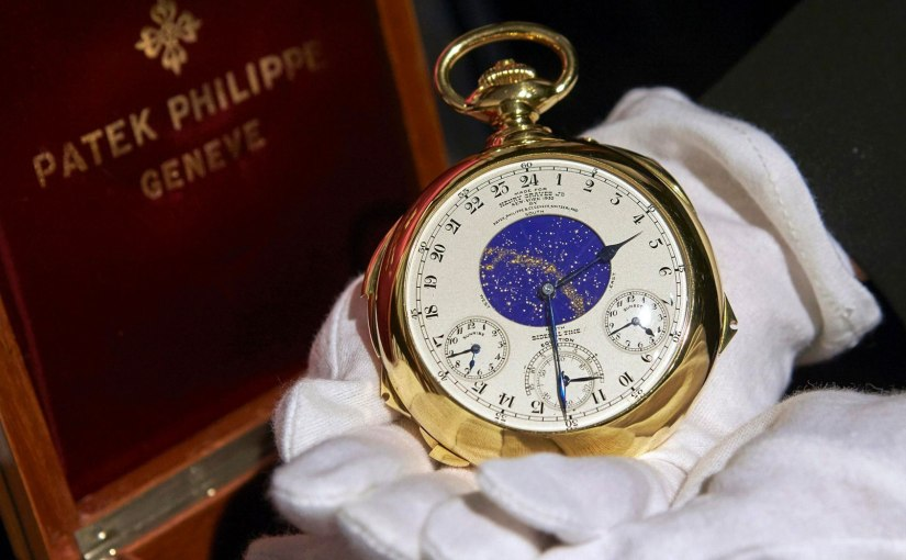 Henry Graves Supercomplication Record, here is thestory