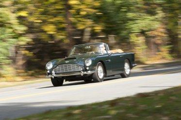 1965 Aston Martin DB5 Convertible - 4
