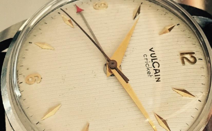 Oredelmondo Christmas gift: Vulcain Cricket, the Presindent's watch