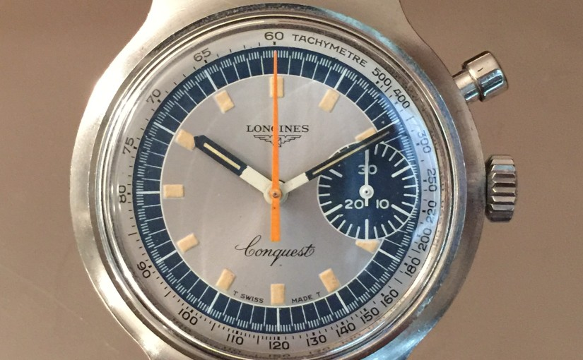 For sale on meridianaeshop.com: Longines – Conquest Olympic Game 72