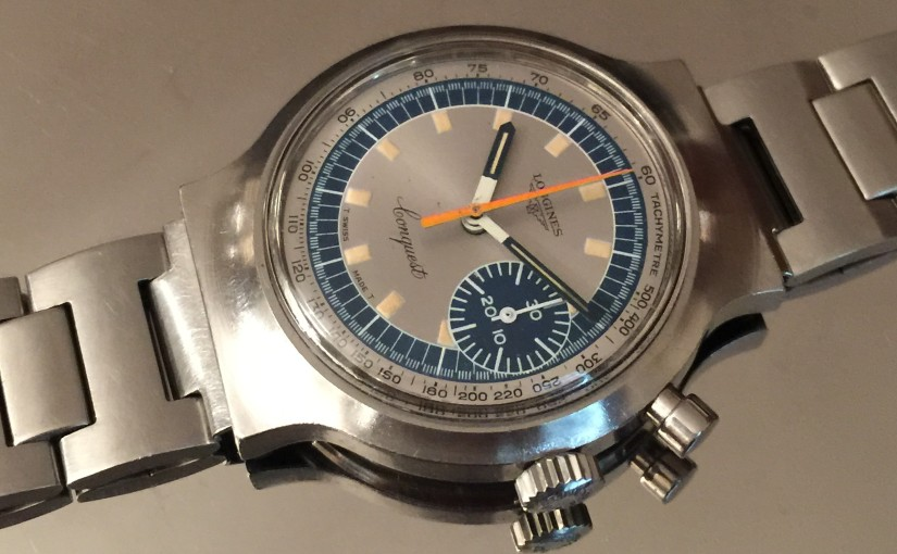 For sale on meridianaeshop.com: Longines – Conquest Olympic Game72