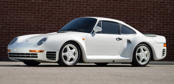 1988 Porsche 959 Sport $1,500,000 - $2,000,000 One of Only 29 Examples Built | Extremely Rare Factory Stage II Specification