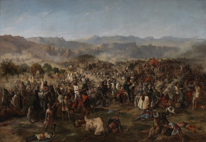 Battaglia di Las Navas de Tolosa del 1212