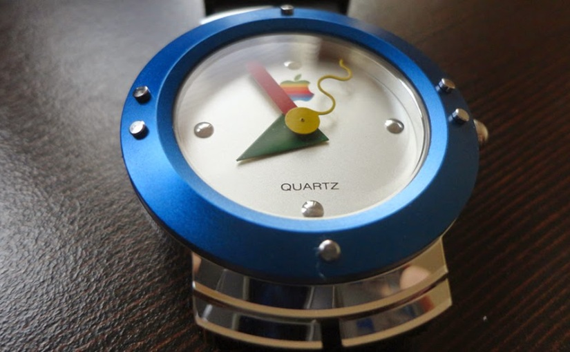 The Original Apple Watch. Pure Popart