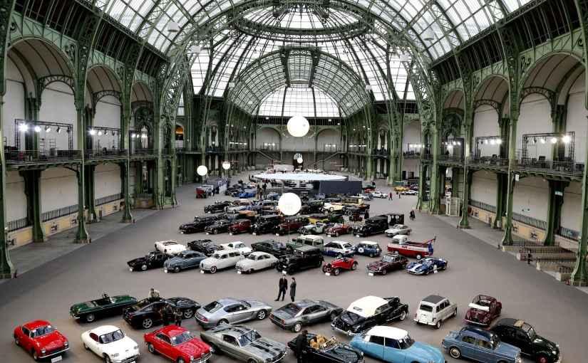 """Catalogue Now Online """"AUTOMOBILIA, MOTOS DE COLLECTION ET AUTOMOBILES D'EXCEPTION AU GRAND PALAIS"""" Thursday 5 February2015"""