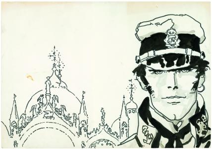 Corto-Maltese-La-Fable-de-Venise-1979