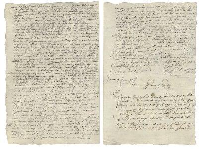 Dampier letter full text