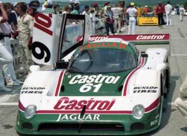 Lot 160 1988 Jaguar XJR-9 $3,000,000 - $5,000,000
