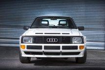 Audi Quattro Sport SWB Coupé del 1985
