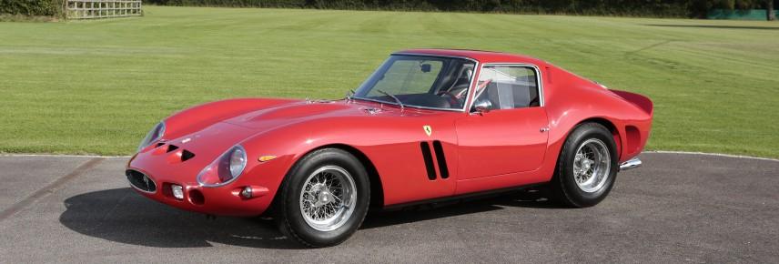 lot 28 - 1962 Ferrari 250 GTO Re-creation