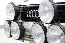 Audi Quattro Gruppo B A1 Rally