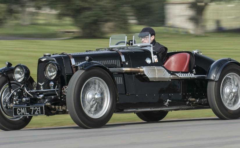 Aston Martin Ulster LM19 announced as star of Bonhams Festival of speedSale