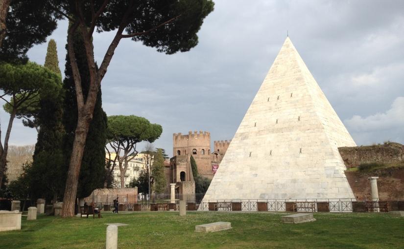 The Non-Catholic Cemetery inRome