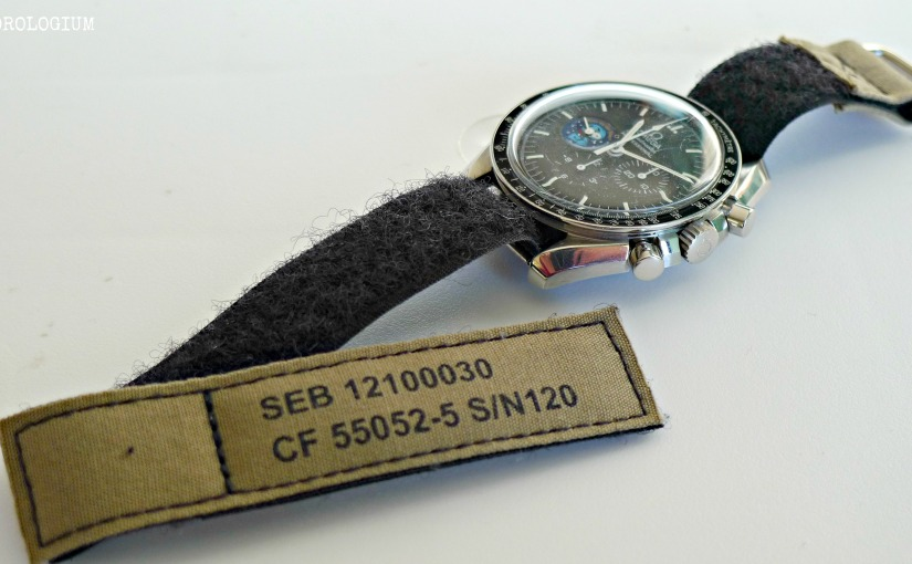 Omega Speedmaster preemoon 2998-6, 1963. The hard life of the first lunarwatch