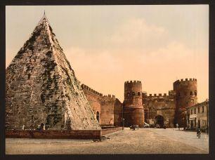 St._Paul's_Gate,_Rome,_Italy-LCCN2001700957