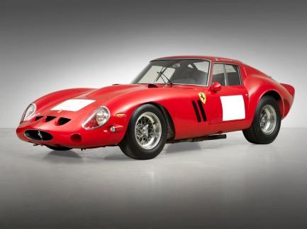 Ferrari 250 GTO Berlinetta - Credit Bonhams