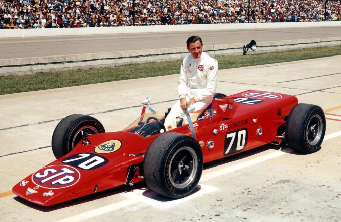 Graham Hill - Formula Kart Usa