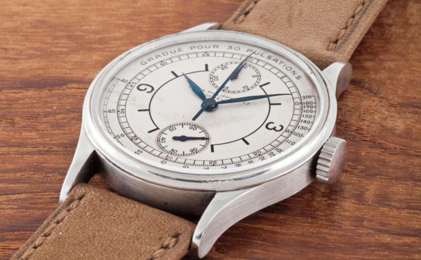 PHILLIPS – The Geneva Watch auction ONE: 1927 Patek Philippe 130 sold for€4.400.000