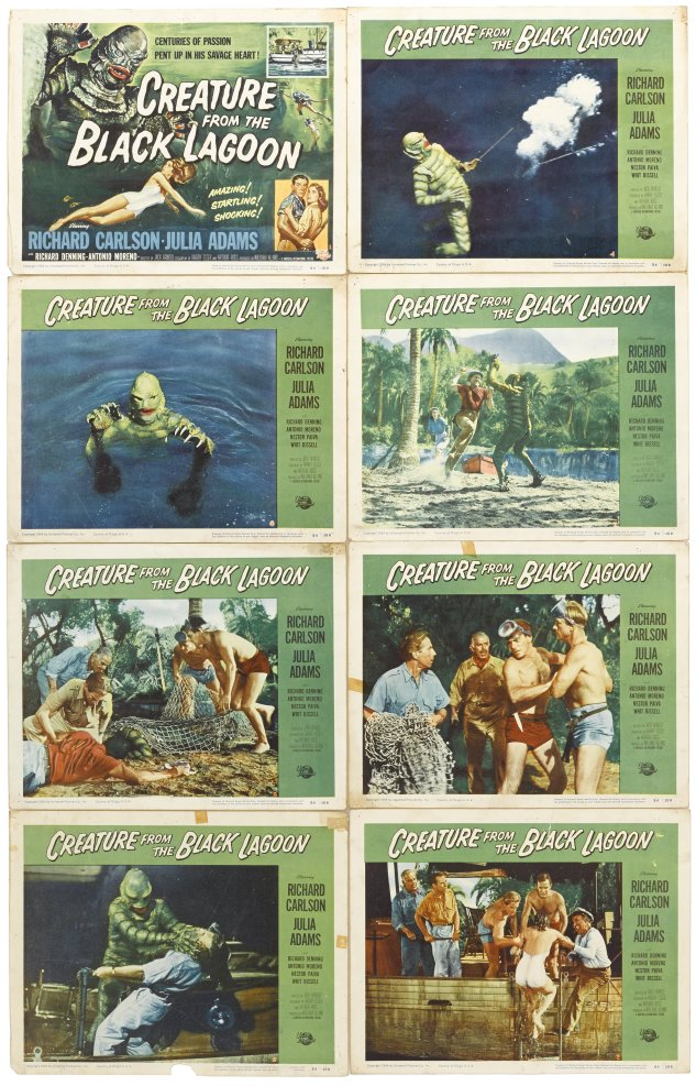 Lot 108 - Creature from the Black Lagoon