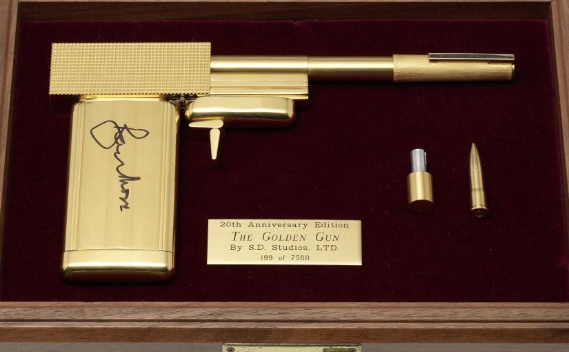 007 memorabilia heads for Bonhams EntertainmentSale
