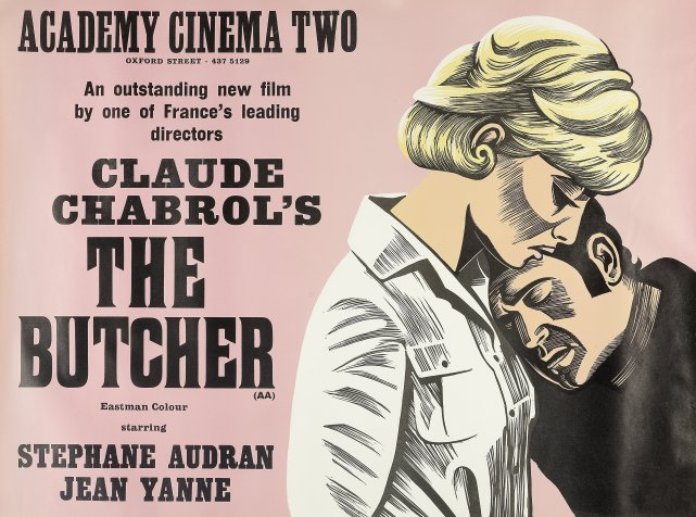 Lot 33 image 4 - Peter Strausfeld A collection of ten Academy Cinema posters, 1953-1977