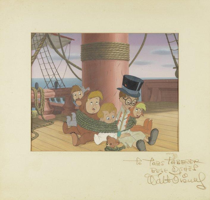 Lot 41 - Peter Pan Cell