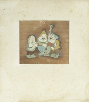 lot 42 - Snow White and the Seven Dwarfs Cell