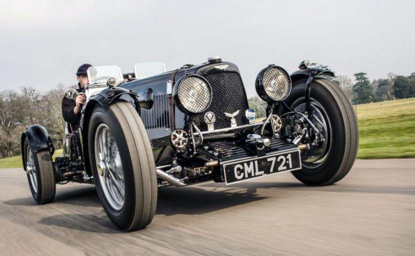 Goodwood Festival of Speed: £2.9 million for 1935 Aston MartinUstler