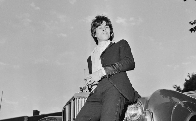 Keith Richards' Bentley for sale at Bonhams Goodwood Revival Sale next 12 September inChichester